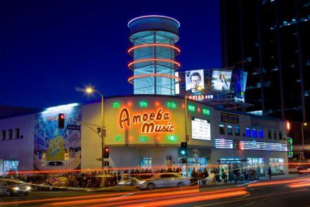 Amoeba Music Venue